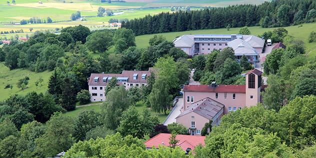 Evangelisches Bildungszentrum Hesselberg,© Andreas Weinhut